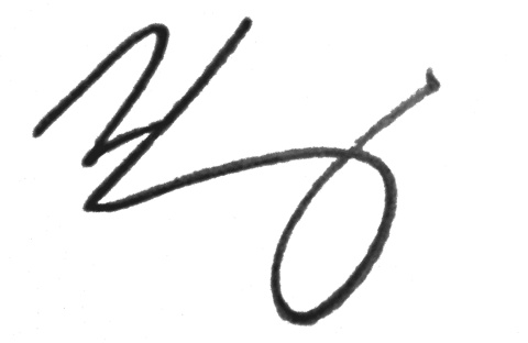 signature Hugo