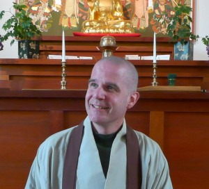 Jason Quinn, Abbot of the Empty Gate Zen Center