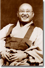 Zen Master Seung Sahn