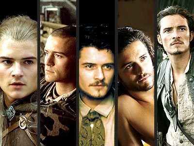 Orlando Bloom on Orlando Bloom  Buddhist Hunk