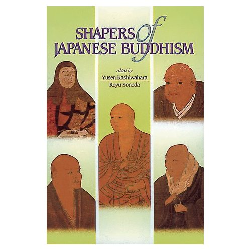 Shapers of Japanese Buddhism