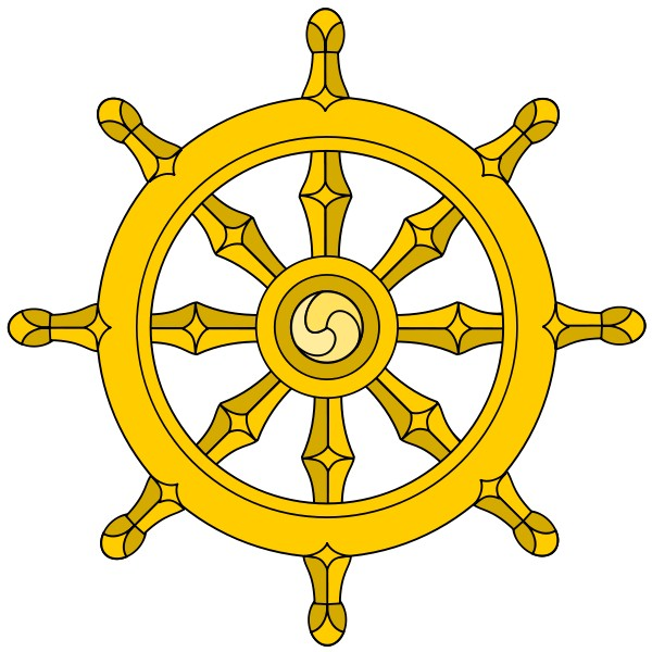 Principles of Buddhism Dharma Wheel