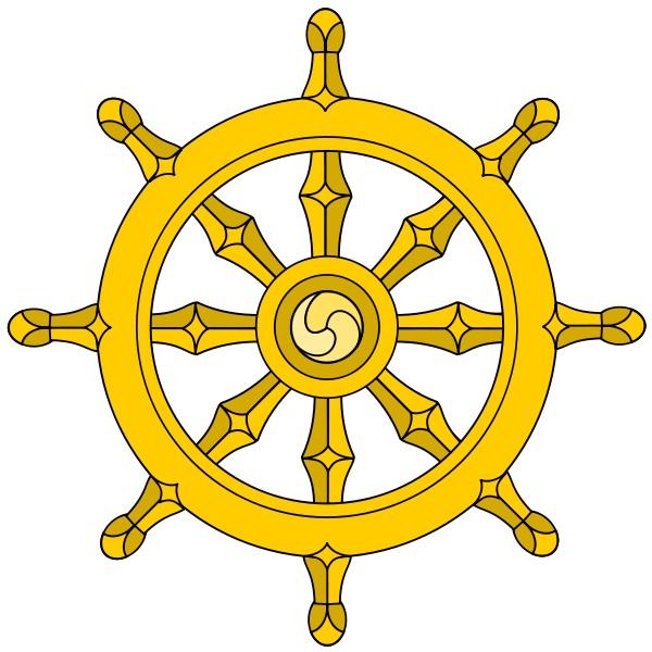 Principles of Buddhism Dharma Wheel
