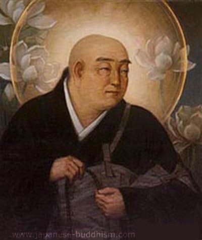 Honnen, founder of Jodo-shu
