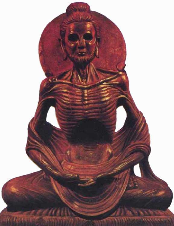Shakyamuni, The Historical Buddha