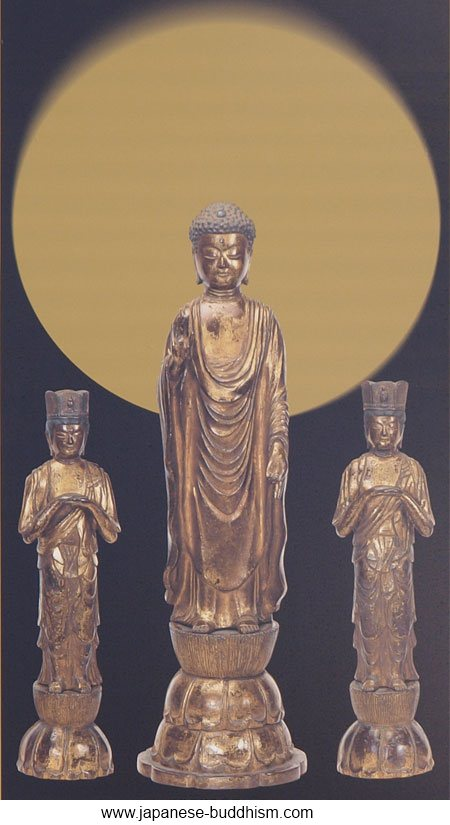 the secret Buddha of Zenkoji, hibutsu